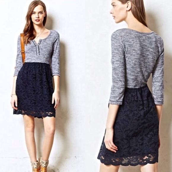 4829d09e81abf Anthropologie Dresses | Marya Dress By Lilka | Poshmark